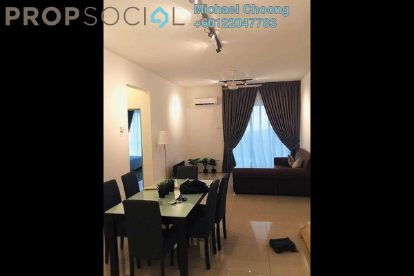 Condominium For Rent in Silk Residence, Bandar Tun Hussein Onn Freehold Fully Furnished 3R/2B 1.7k