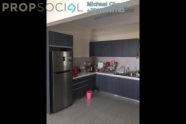 Condominium For Rent in Koi Kinrara, Bandar Puchong Jaya Freehold Semi Furnished 3R/3B 1.2k