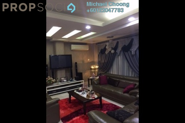 Terrace For Sale in Puchong Hartamas, Puchong Freehold Fully Furnished 4R/3B 890k