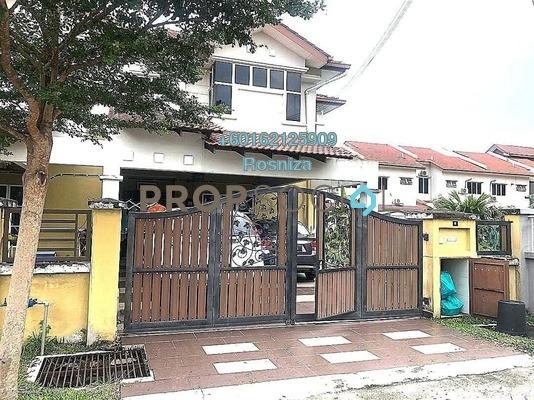 Terrace For Sale in Taman Sutera, Kajang Freehold Unfurnished 4R/3B 850k