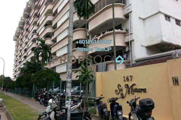 Condominium For Sale in Sri Mutiara, Sungai Besi Freehold Semi Furnished 3R/2B 333k