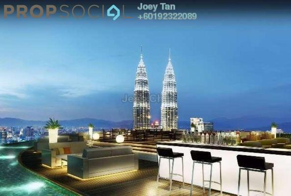 Condominium For Sale in Banyan Tree, KLCC Freehold Semi Furnished 2R/3B 4.1m