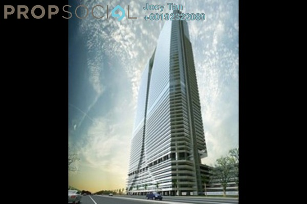 Condominium For Sale in Banyan Tree, KLCC Freehold Semi Furnished 2R/2B 3.75m