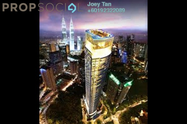 Condominium For Sale in Banyan Tree, KLCC Freehold Semi Furnished 1R/2B 2.7m