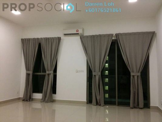 SoHo/Studio For Rent in CyberSquare, Cyberjaya Freehold Semi Furnished 1R/1B 900translationmissing:en.pricing.unit