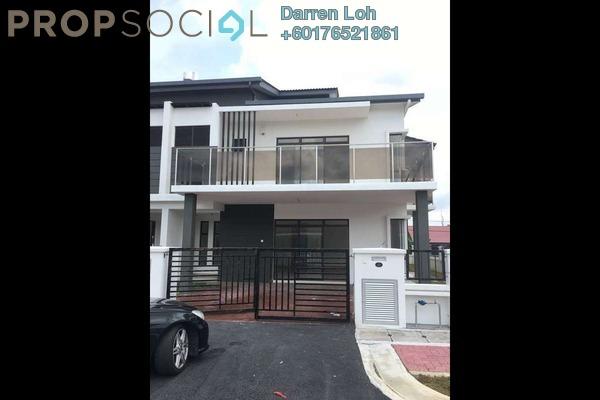 Semi-Detached For Rent in Taman Bintang Mas, Dengkil Freehold Unfurnished 5R/4B 2k