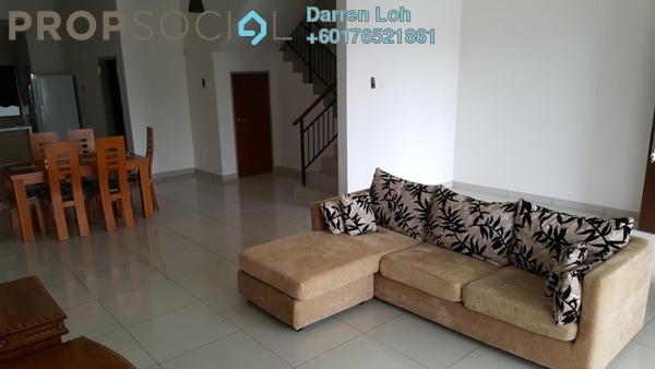 Terrace For Rent in Warisan Puteri, Sepang Freehold Fully Furnished 4R/4B 2.5k