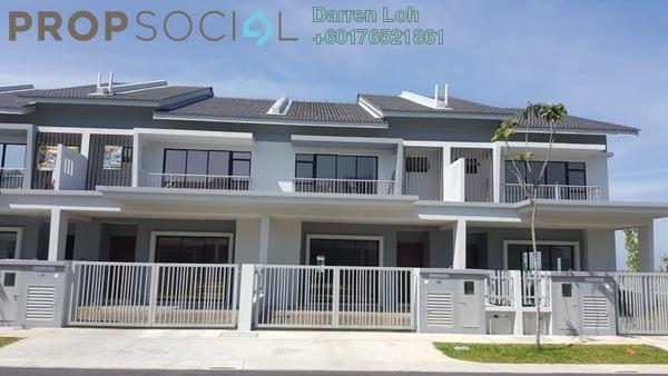 Terrace For Rent in Warisan Puteri, Sepang Freehold Semi Furnished 4R/4B 2k