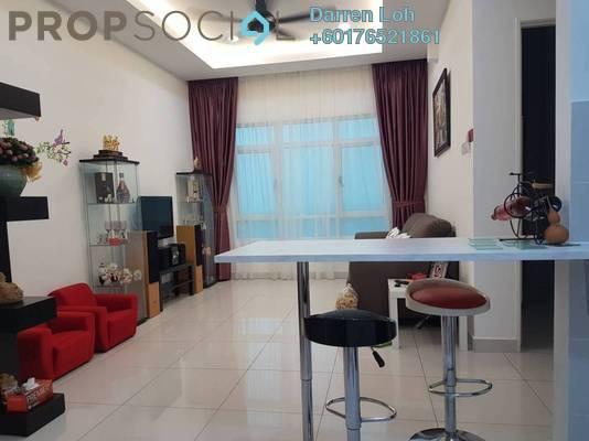 Condominium For Rent in La Thea Residences, 16 Sierra Freehold Fully Furnished 2R/2B 2k