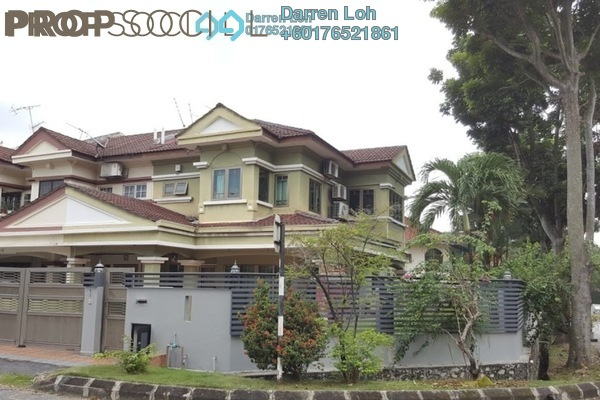 Terrace For Rent in Puteri 7, Bandar Puteri Puchong Freehold Fully Furnished 5R/4B 2.6k