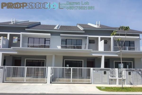 Terrace For Rent in Warisan Puteri, Sepang Freehold Semi Furnished 4R/4B 1.8k