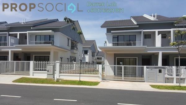 Terrace For Rent in Warisan Puteri, Sepang Freehold Semi Furnished 4R/4B 2.3k