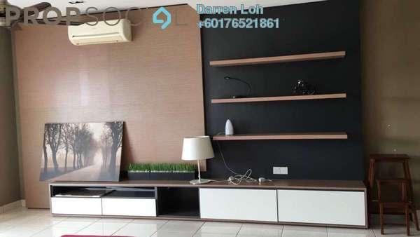 Condominium For Rent in Aseana Puteri, Bandar Puteri Puchong Freehold Fully Furnished 3R/2B 2k
