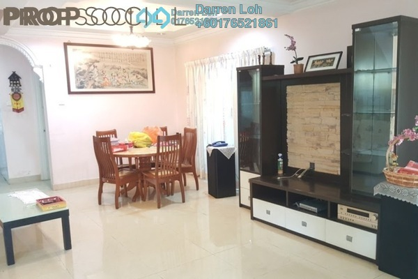 Terrace For Rent in Puteri 6, Bandar Puteri Puchong Freehold Fully Furnished 5R/4B 2.4k
