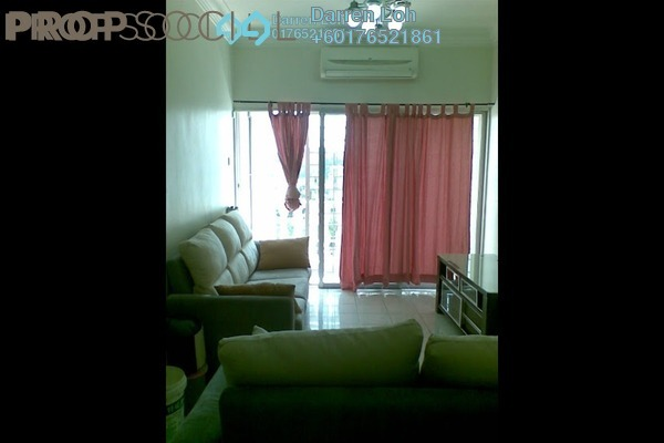 Apartment For Rent in Sri Cassia, Bandar Puteri Puchong Freehold Fully Furnished 3R/2B 1.15k
