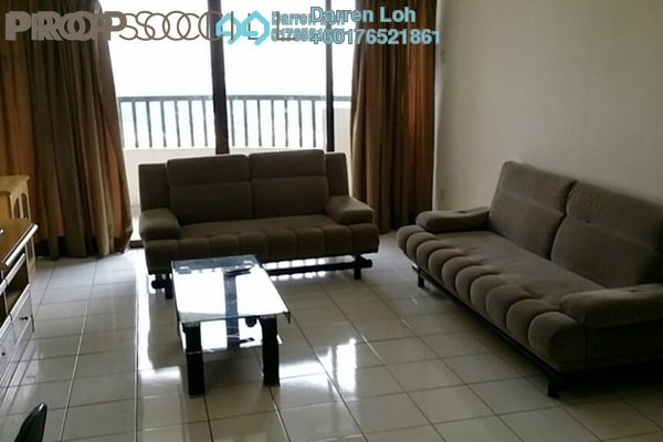Condominium For Rent in Anjung Hijau, Bukit Jalil Freehold Fully Furnished 2R/2B 1.5k