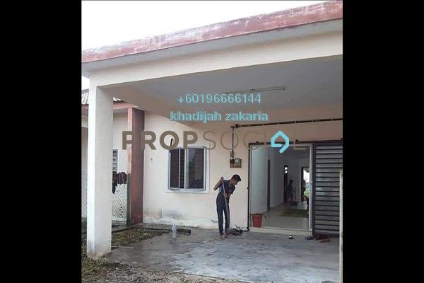 Terrace For Sale in Taman Bagan Kurnia, Port Dickson Freehold Unfurnished 3R/2B 213k