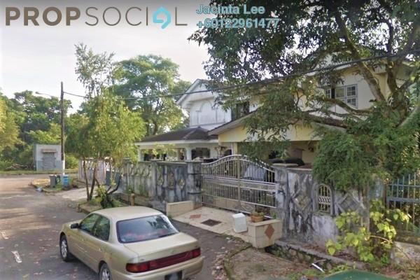 Semi-Detached For Sale in Taman Daya, Tebrau Leasehold Semi Furnished 4R/3B 292k