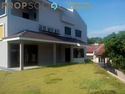 Bungalow For Sale in Taman Sri Ukay, Ukay Freehold Semi Furnished 5R/4B 3.2m