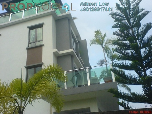 Semi-Detached For Rent in Duta Suria, Ampang Freehold Fully Furnished 7R/7B 8.5k
