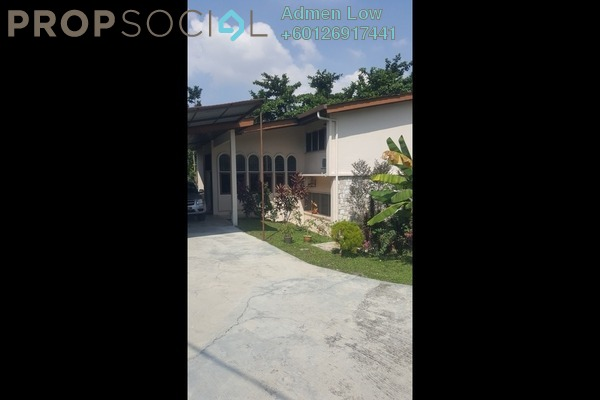 Bungalow For Rent in Ukay Heights, Ukay Freehold Semi Furnished 5R/4B 5k