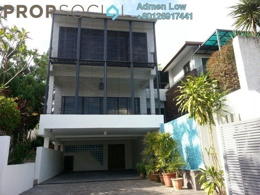 Bungalow For Sale in Ukay Heights, Ukay Freehold Semi Furnished 6R/6B 4.8m
