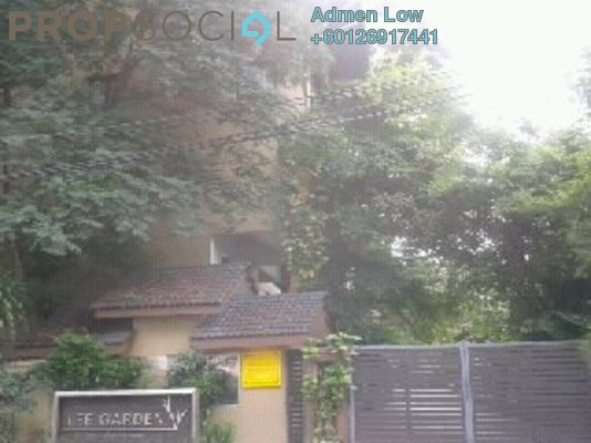 Condominium For Rent in Lee Garden, Ampang Hilir Freehold Semi Furnished 4R/3B 8k