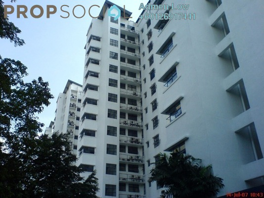Condominium For Sale in Impiana On The Waterfront, Ampang Freehold Semi Furnished 5R/5B 1.6m