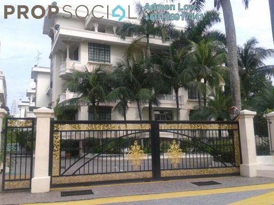 Condominium For Rent in Regal Villa, Ampang Hilir Freehold Semi Furnished 5R/4B 7k