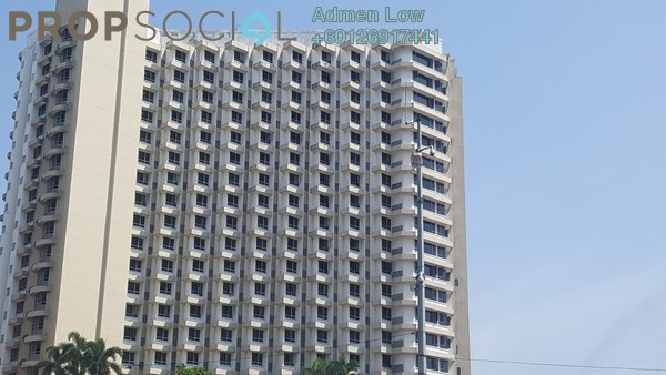 Serviced Residence For Sale in SuCasa, Ampang Hilir Freehold Semi Furnished 2R/2B 840k