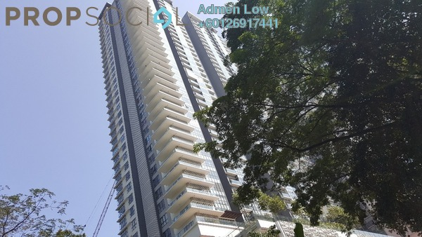 Serviced Residence For Sale in The Elements, Ampang Hilir Freehold Semi Furnished 2R/2B 1m