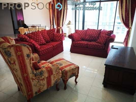 Condominium For Rent in Bangsar Heights, Bangsar Freehold Fully Furnished 3R/2B 3.7k