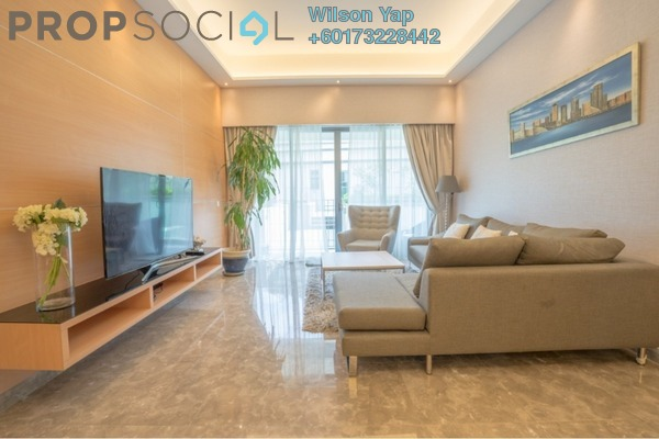 Condominium For Rent in Kiaramas Danai, Mont Kiara Freehold Fully Furnished 3R/4B 7.5k