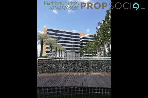 Apartment For Sale in Radia Residences, Bukit Jelutong Freehold Semi Furnished 2R/1B 550k