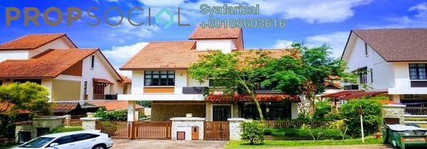 Bungalow For Sale in Bidai Residence, Bukit Jelutong Freehold Semi Furnished 5R/4B 2.7m