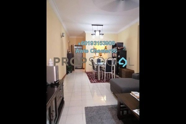 Condominium For Sale in Cengal Condominium, Bandar Sri Permaisuri Freehold Semi Furnished 3R/2B 365k