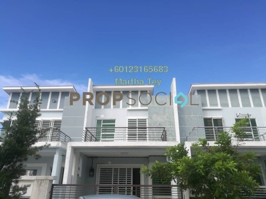 Terrace For Rent in Taman Nusari Aman, Bandar Sri Sendayan Freehold Unfurnished 4R/3B 1k