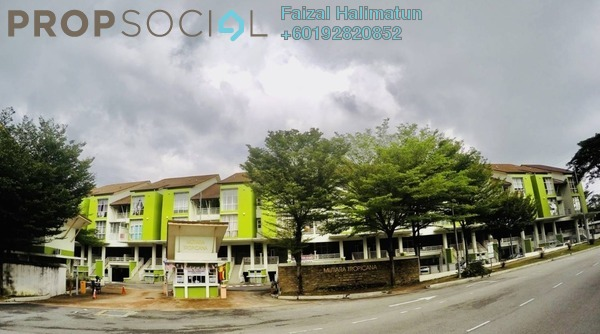 Townhouse For Sale in Mutiara Tropicana, Tropicana Freehold Unfurnished 5R/5B 950k