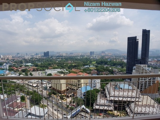 Condominium For Sale in The Orion, KLCC Freehold Unfurnished 4R/3B 2.8m