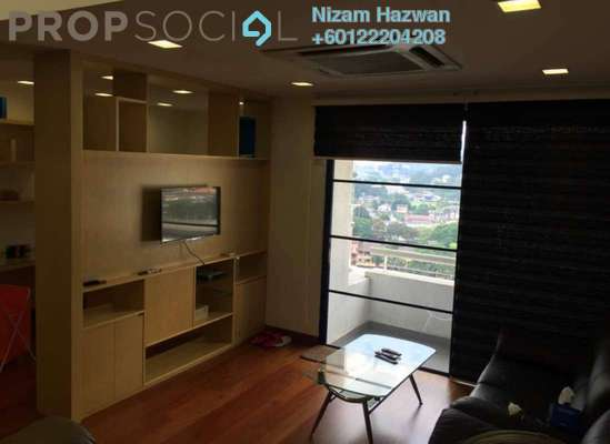 Condominium For Sale in Impiana On The Waterfront, Ampang Freehold Semi Furnished 4R/3B 900k