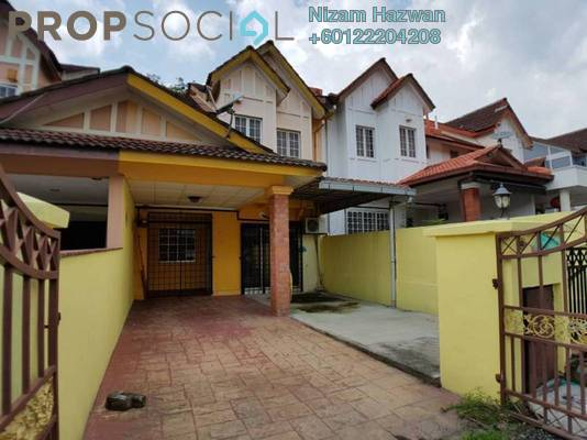 Terrace For Sale in BRP 6, Bukit Rahman Putra Freehold Unfurnished 4R/3B 700k