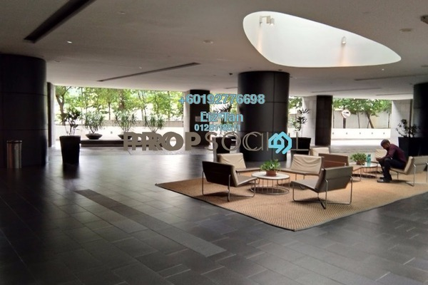 Condominium For Sale in Twins, Damansara Heights Freehold Fully Furnished 3R/3B 1.5m