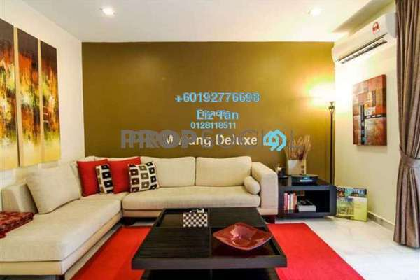 Condominium For Sale in Mayang Court, KLCC Freehold Fully Furnished 2R/2B 1.55m