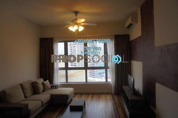 Condominium For Sale in 6 Ceylon, Bukit Ceylon Freehold Fully Furnished 1R/1B 780k