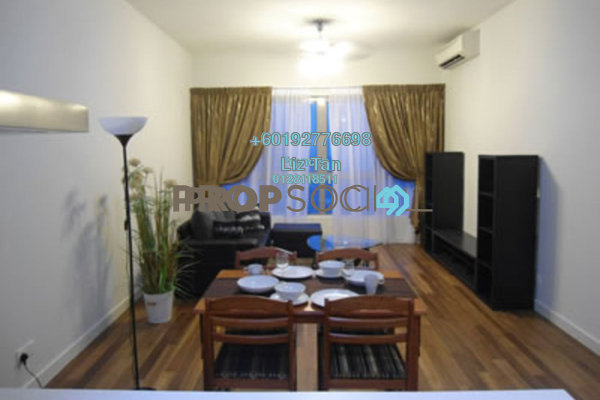 Condominium For Sale in 6 Ceylon, Bukit Ceylon Freehold Fully Furnished 1R/1B 745k