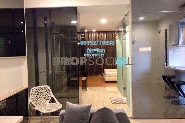 Serviced Residence For Sale in Eve Suite, Ara Damansara Leasehold Fully Furnished 1R/1B 565k
