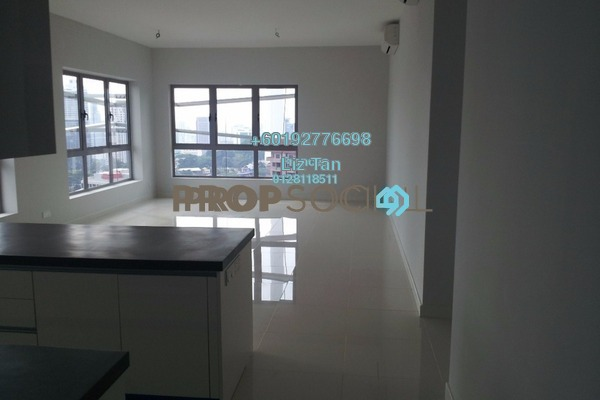 Condominium For Sale in 6 Ceylon, Bukit Ceylon Freehold Semi Furnished 3R/2B 1.5m