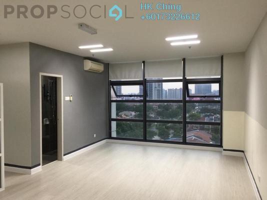 SoHo/Studio For Sale in PJ5 SOHO, Kelana Jaya Freehold Semi Furnished 1R/1B 300k