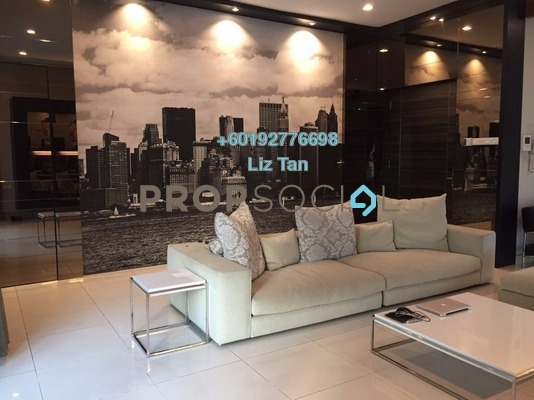 Semi-Detached For Sale in Skyville, Bandar Puchong Jaya Freehold Fully Furnished 5R/7B 4.59m