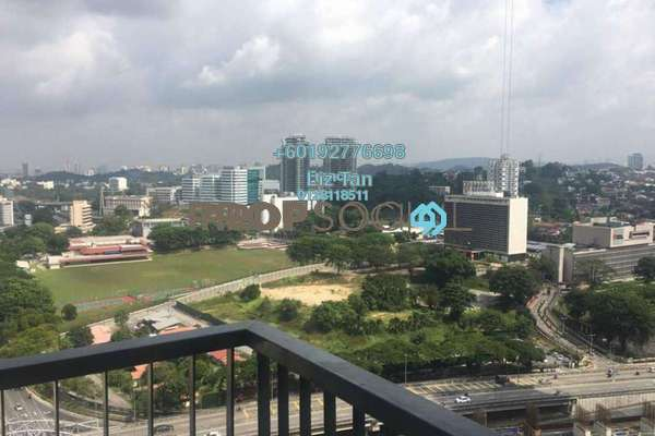 Condominium For Sale in KL Eco City, Mid Valley City Freehold Semi Furnished 2R/2B 1.45m